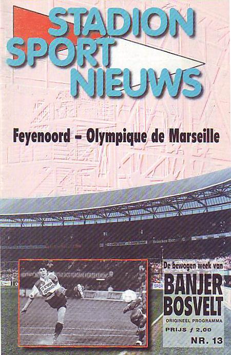 Feyenoord - Olympique Marseille 3