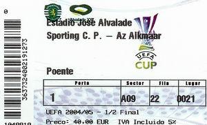 Casino Salzburg Sporting Lissabon 1993